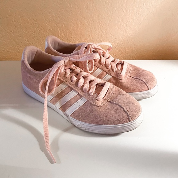 adidas Shoes   Light Pink Sneakers